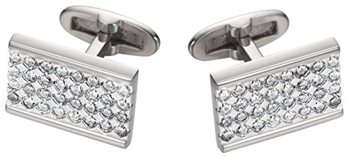 Joop! Men's Cuff Links 925 Sterling Silver Pendant with JPCF90129A000